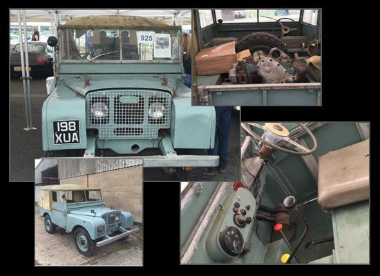 1949 Defender Early Series I