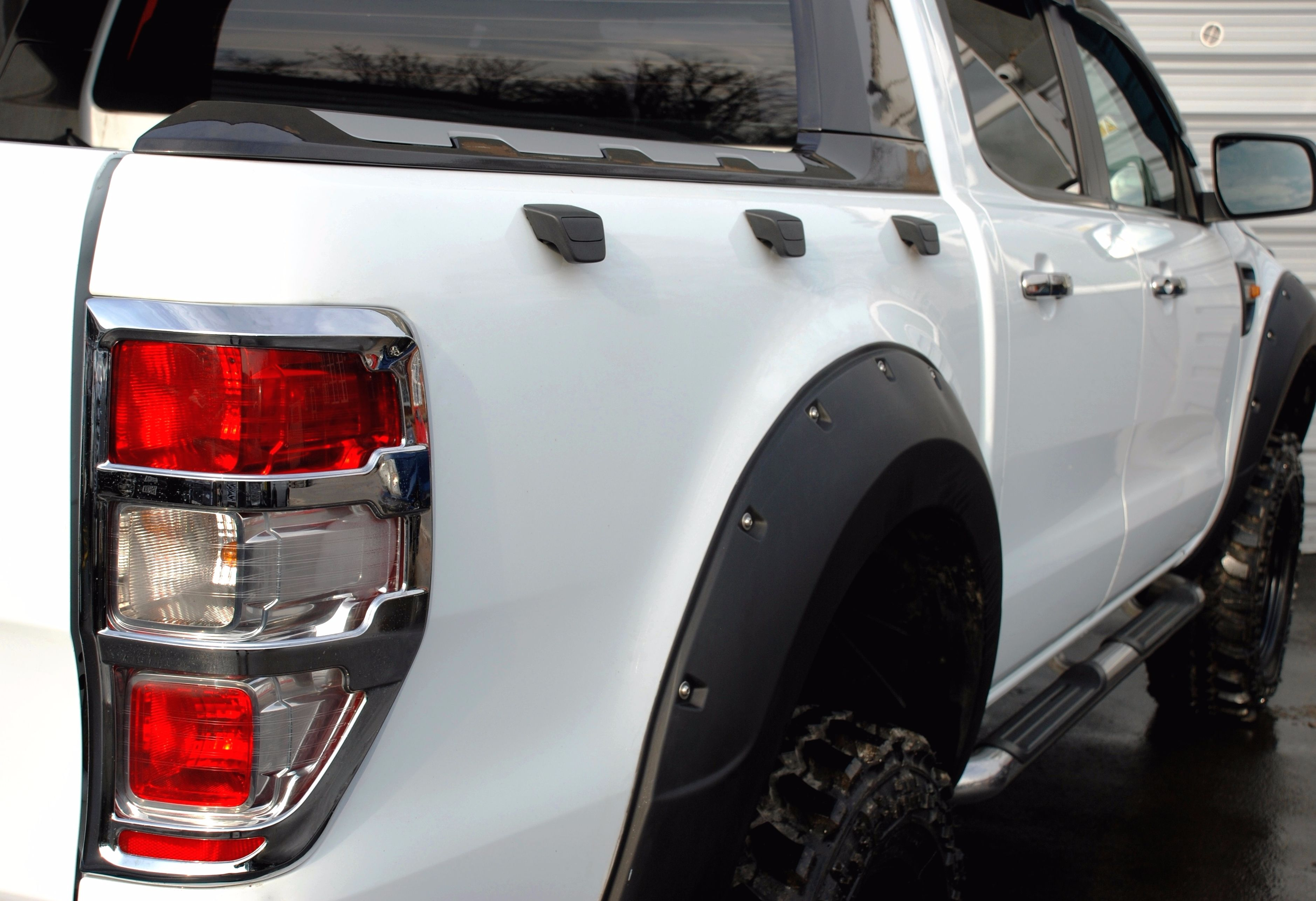 Our Ford Ranger Seeker Raptor Edition - A HUGE SUCCESS!!
