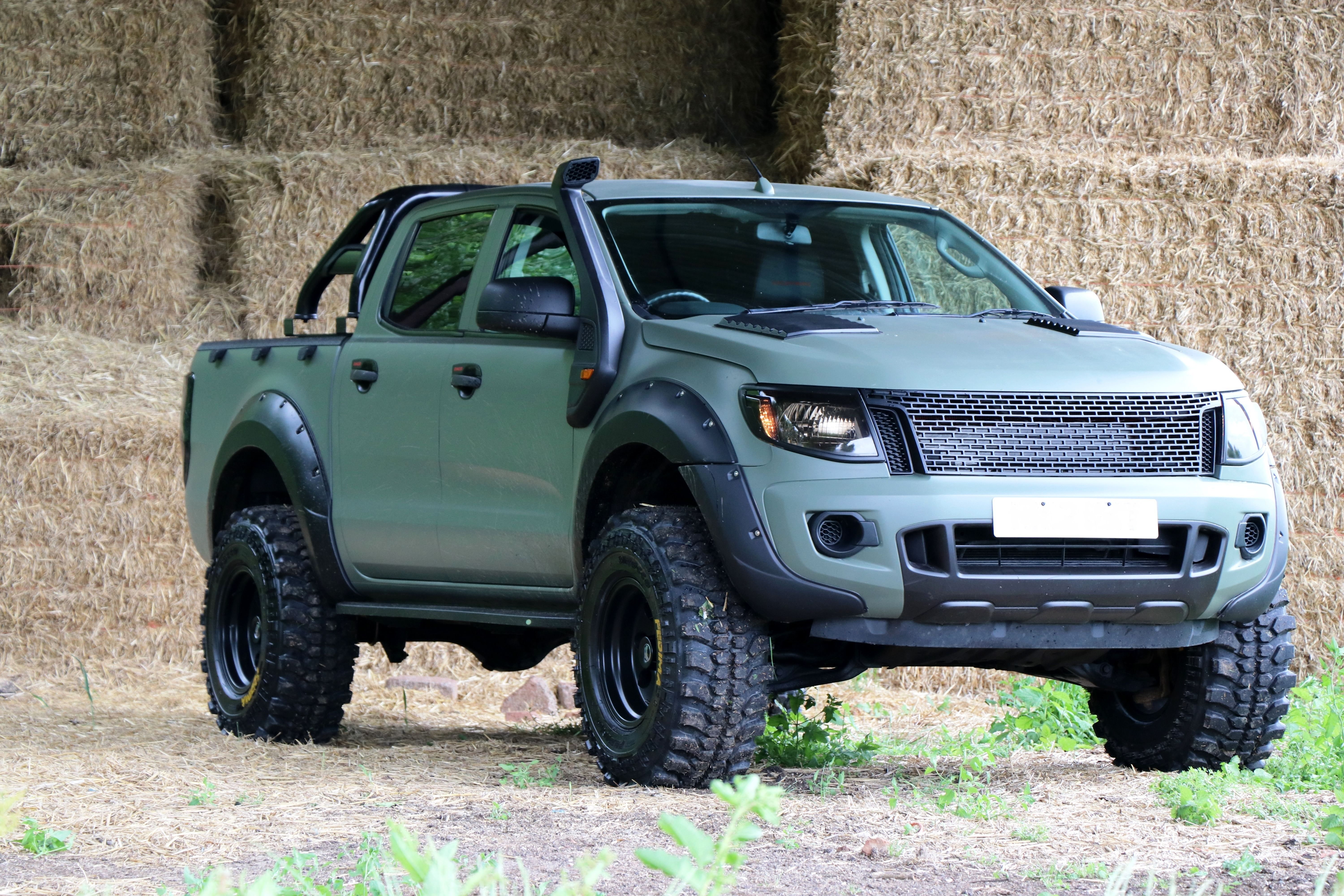 SEEKER Raptor CAMO GREEN special edition