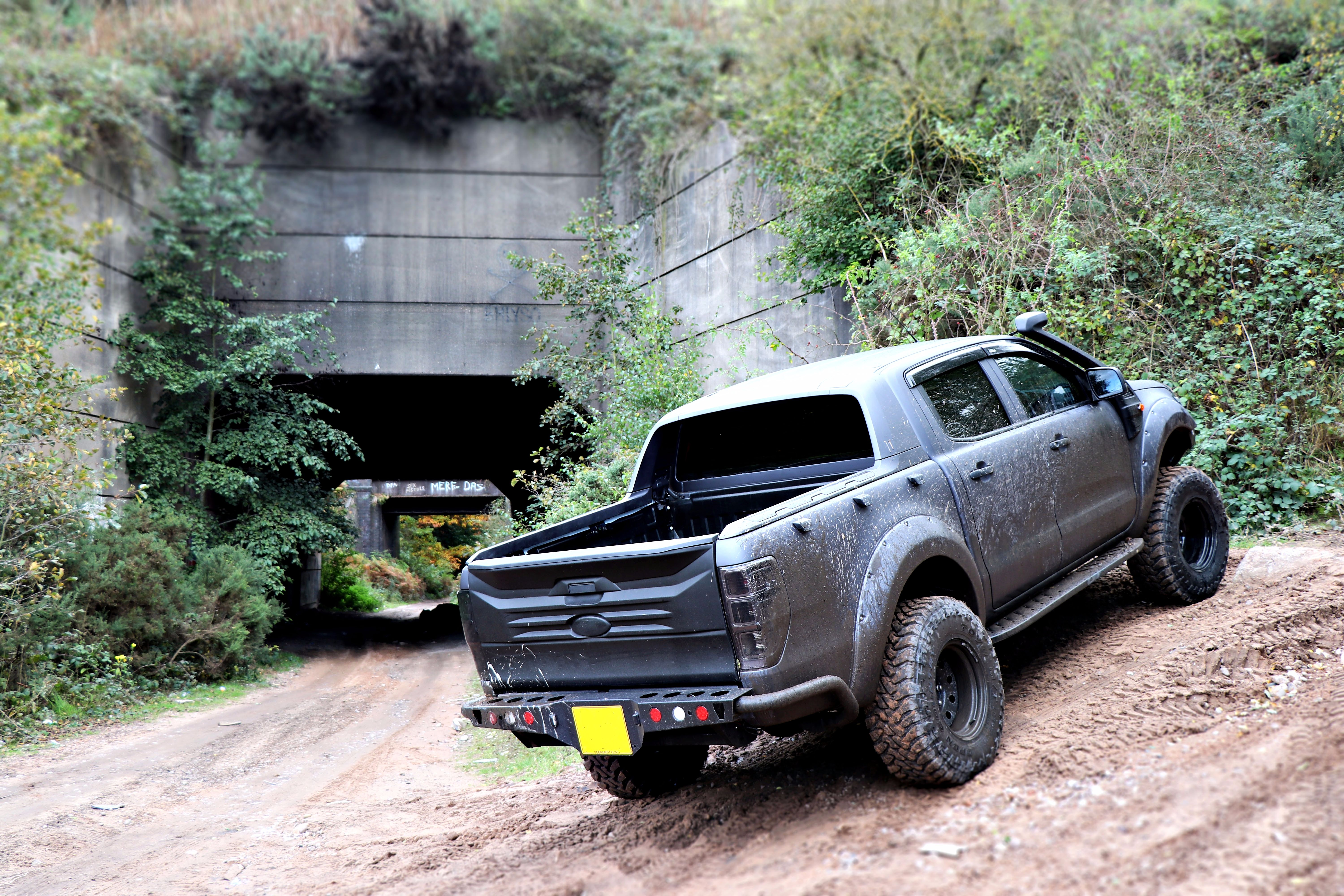 A morning off-road in our Ford Ranger SEEKER Raptor Special Edition!