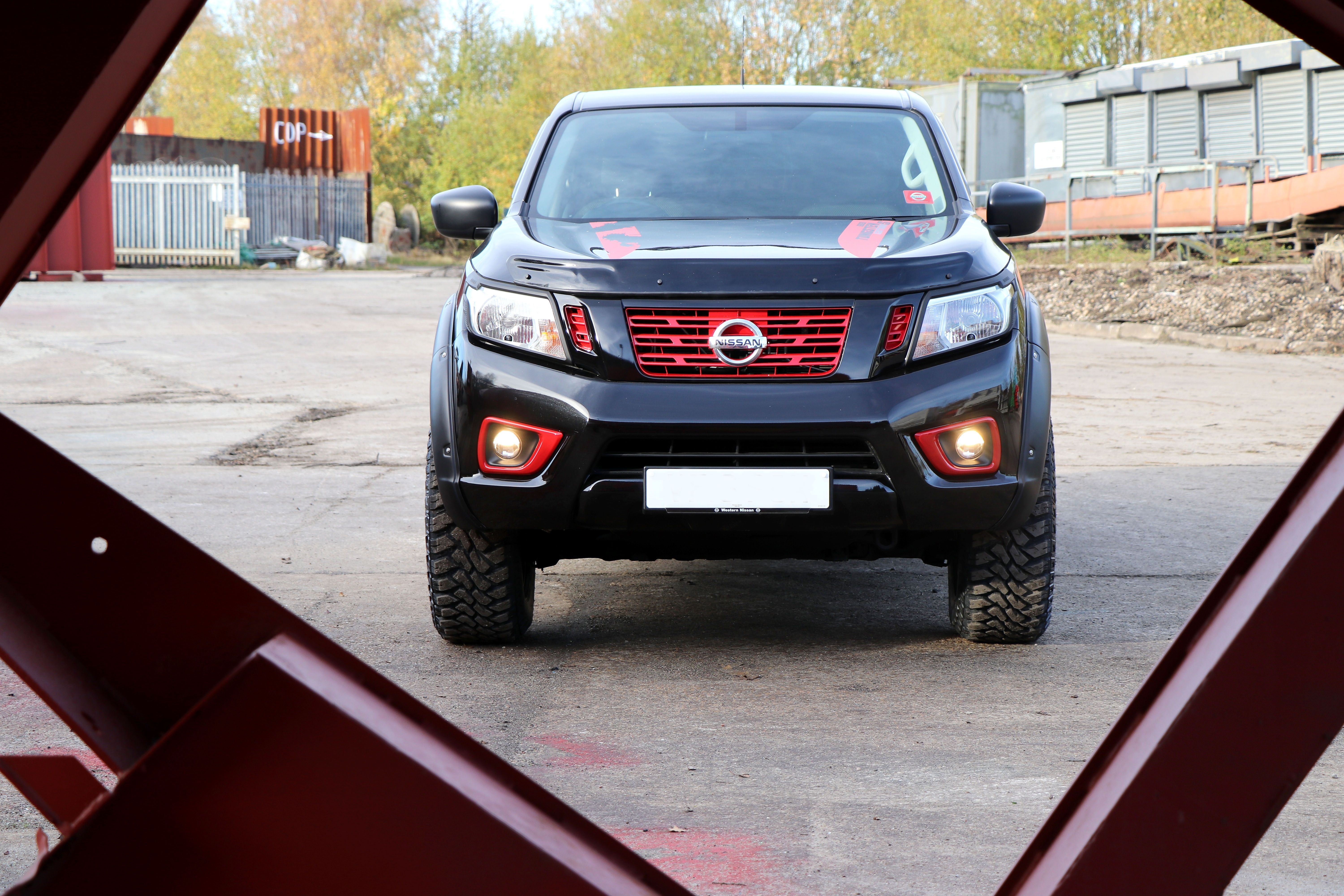 Introducing our SEEKER Tungsten Carbide Special Edition! A conversion for the Nissan Navara.