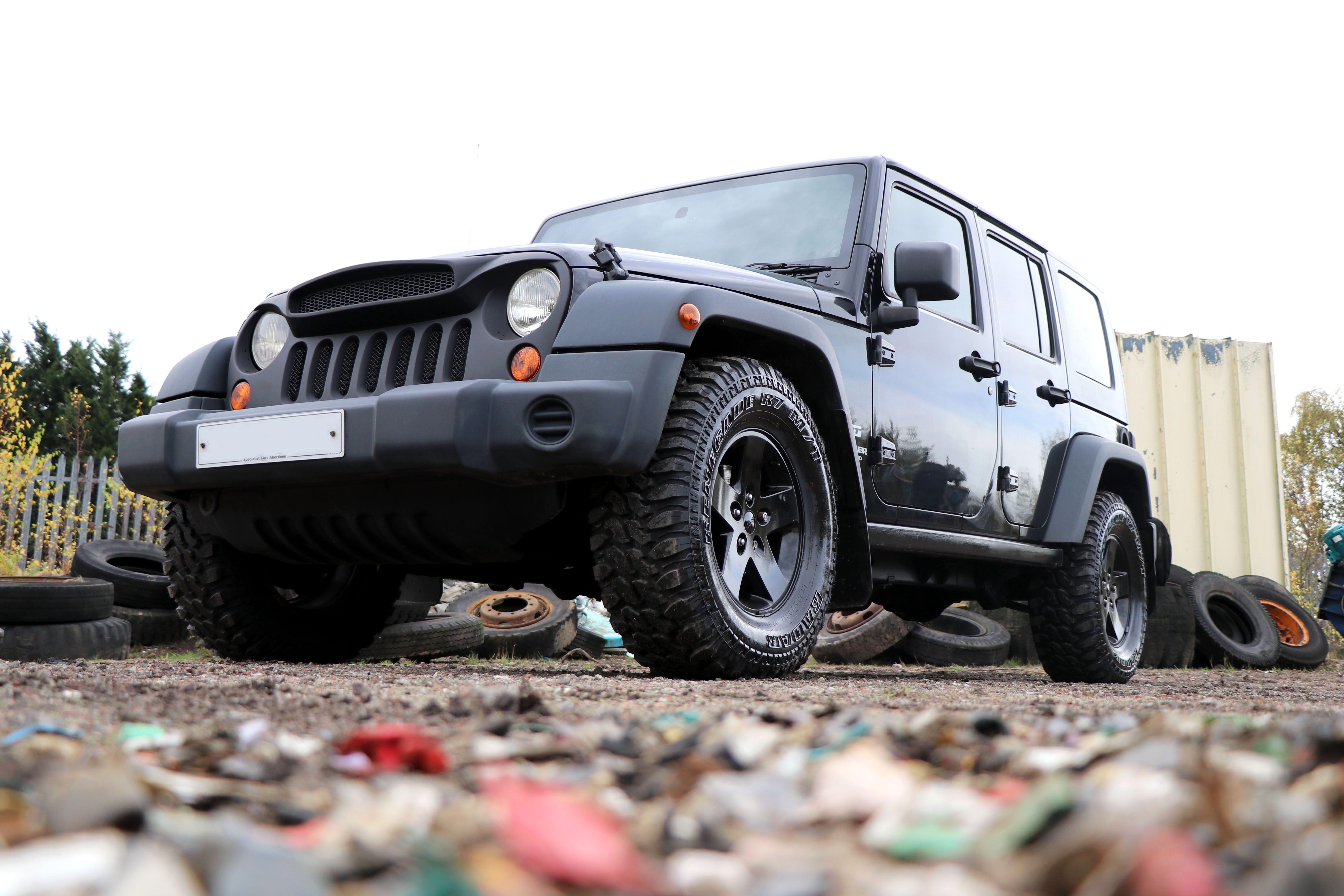 Jeep Wrangler Conversions Image