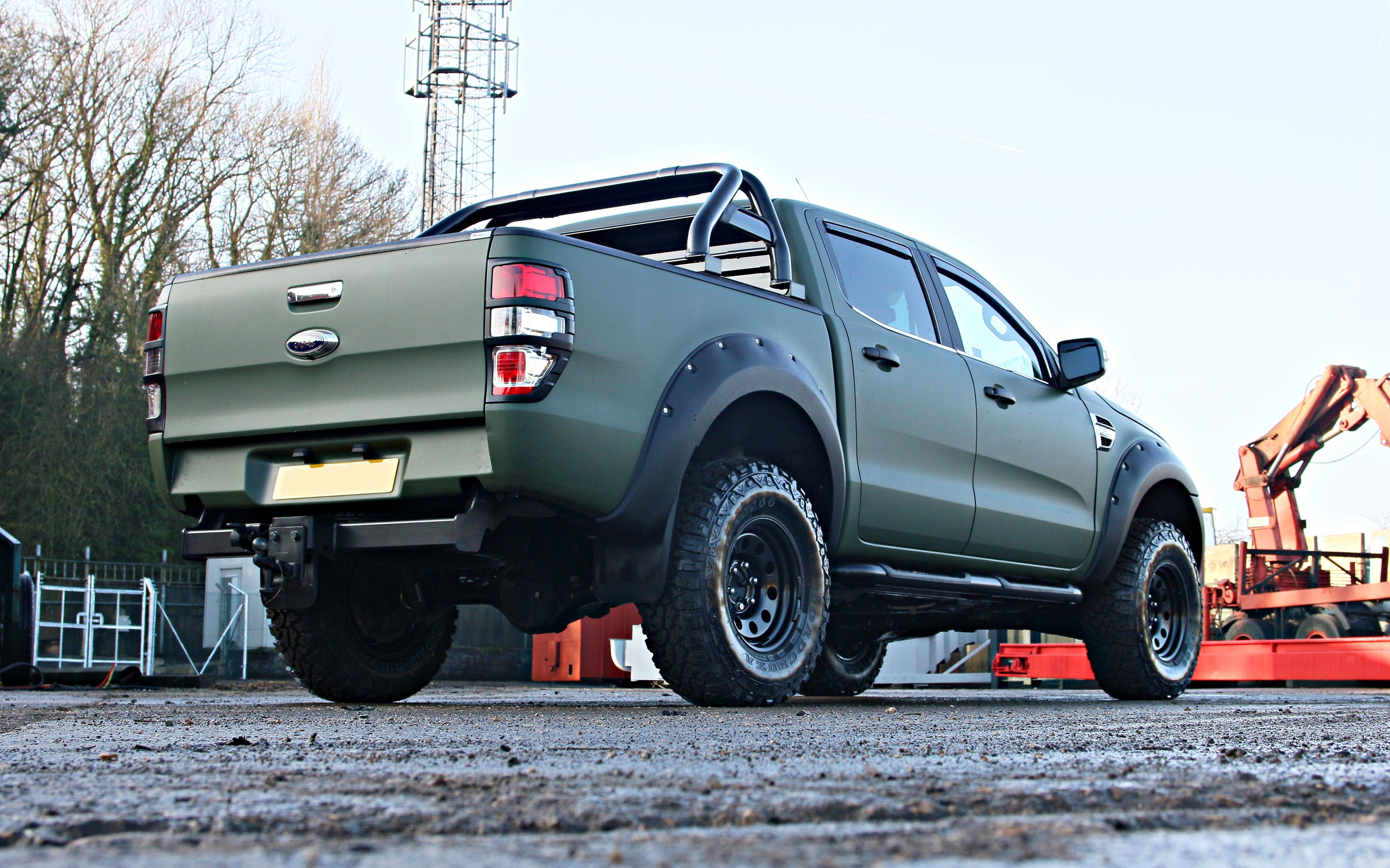 The all new T7 SEEKER Camo Raptor in matte military green!
