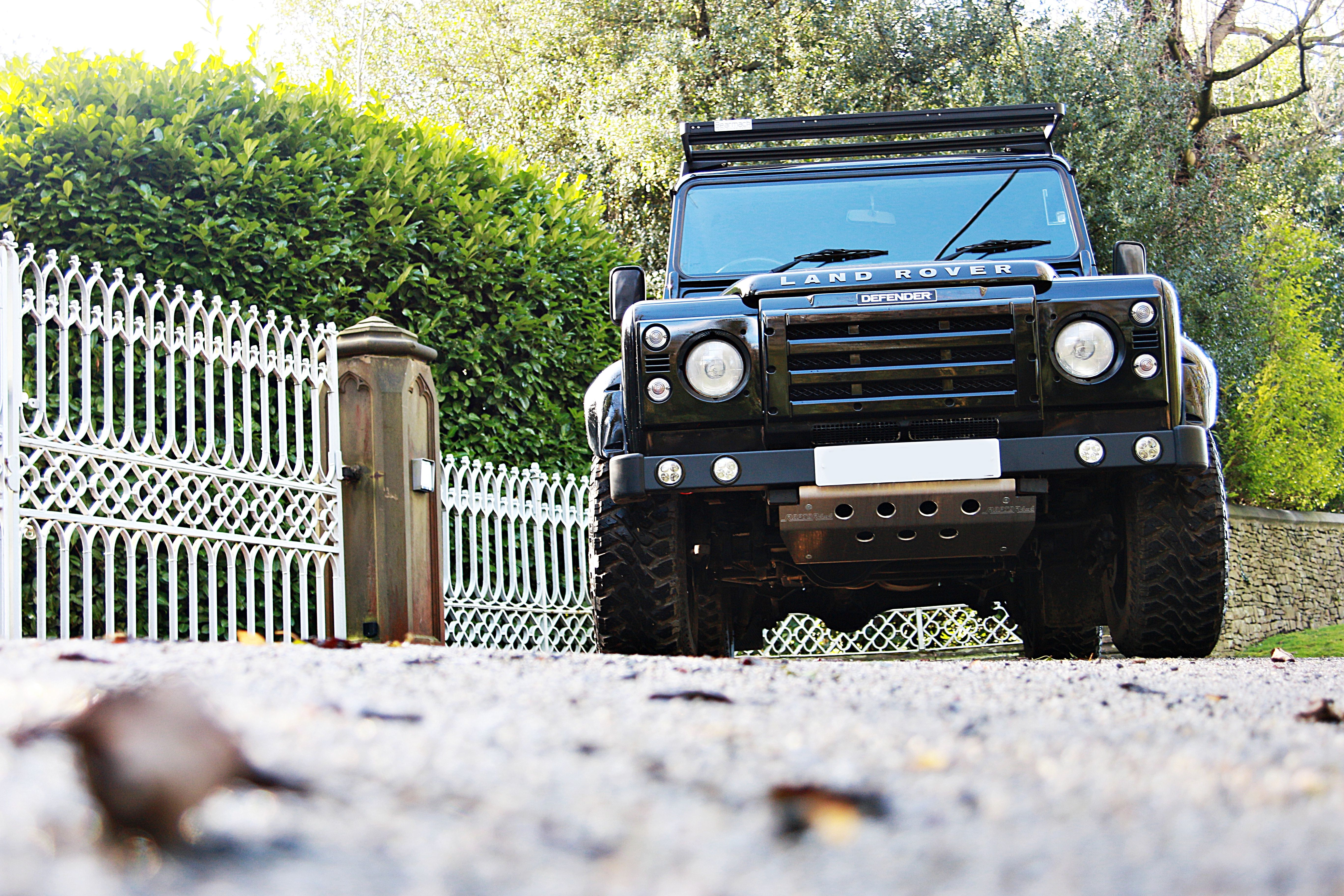 Launching our SEEKER Sceptre - a conversion for the pre-owned Land Rover Defender!