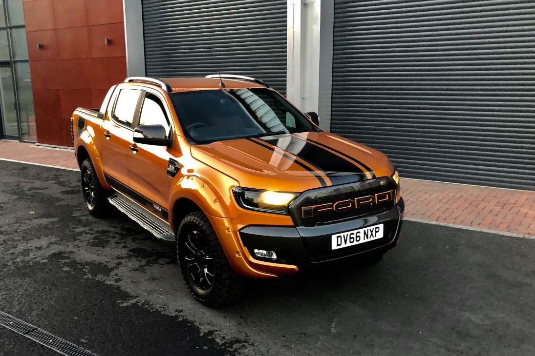 Our Seeker Raptor Gold ST Edition - SIMPLY STUNNING!!!