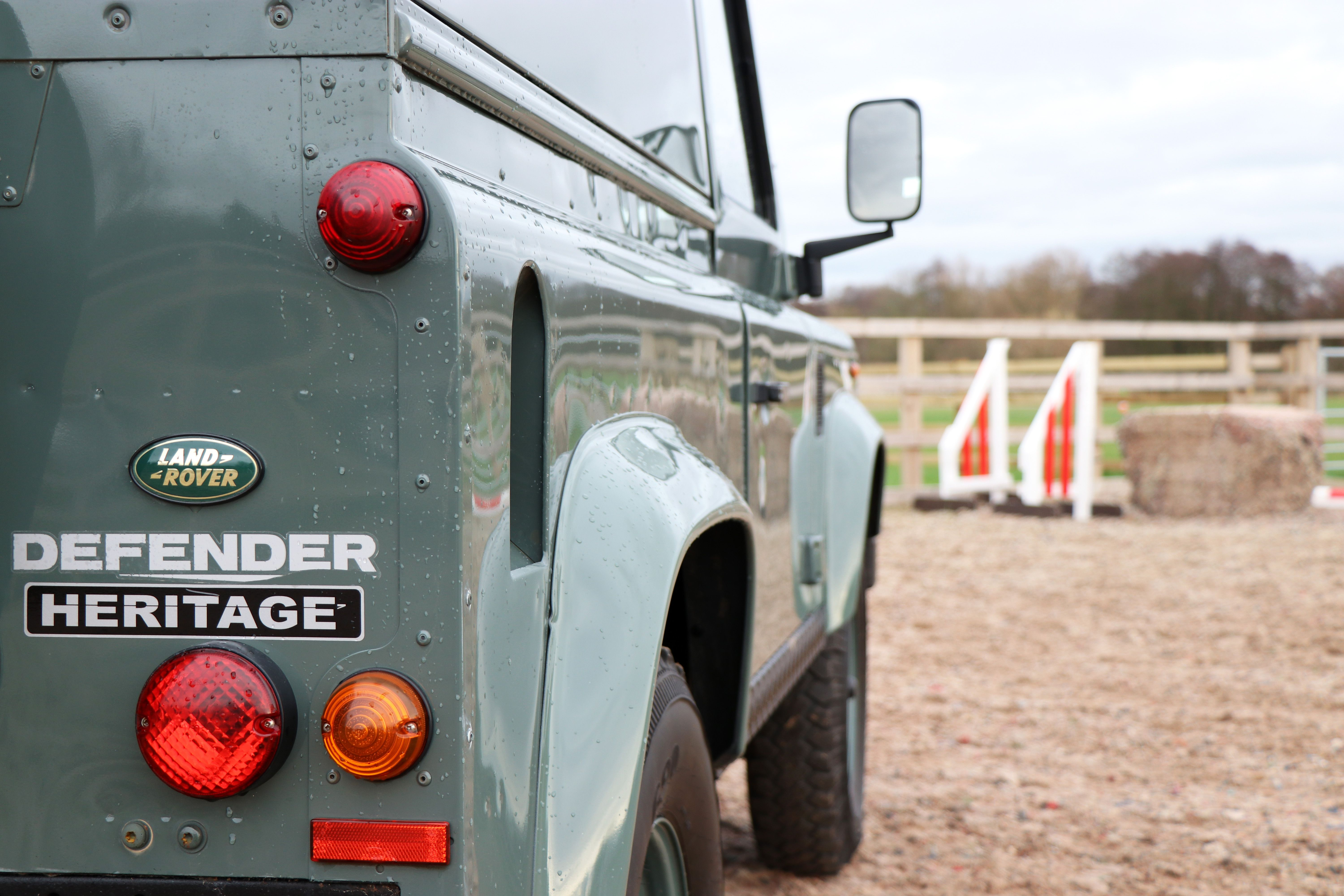 SEEKER Heritage Keswick Green Defender